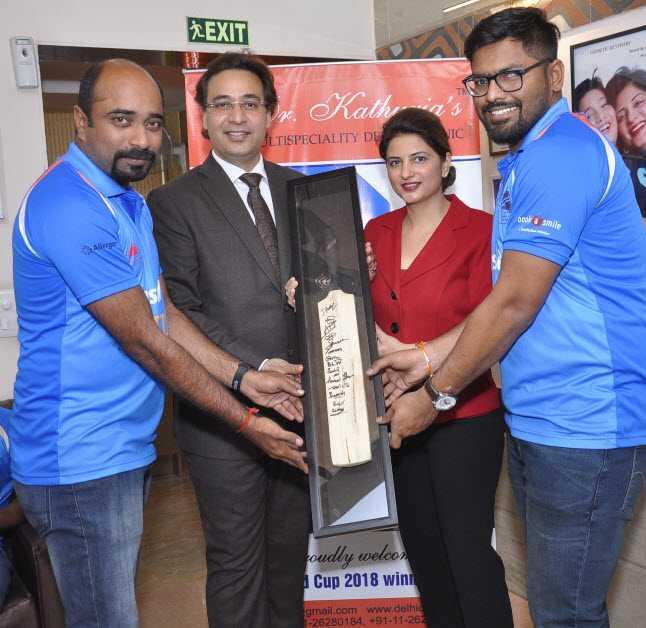 Dental Experts - Indian Blind Cricket Team