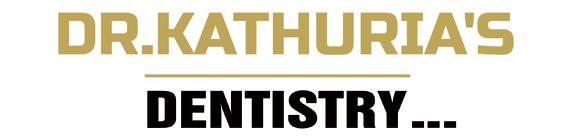 Dr. Kathurias Dentistry Logo