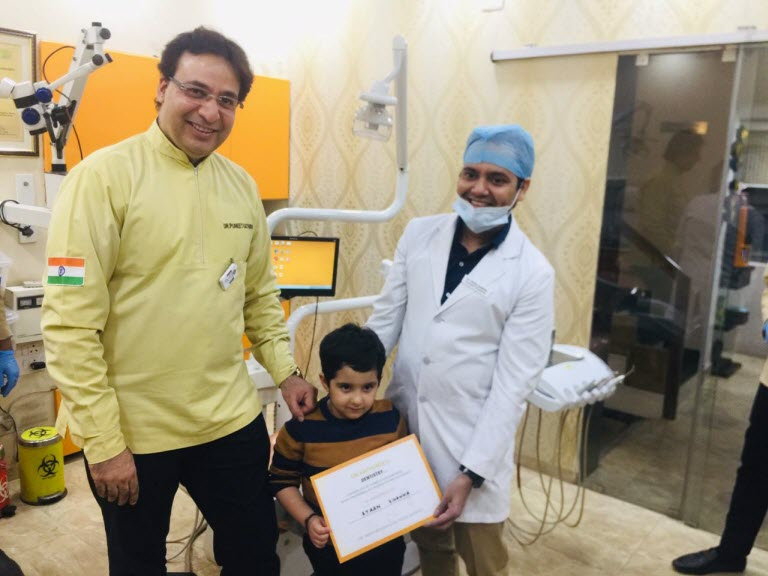 Kids Dentistry South Delhi
