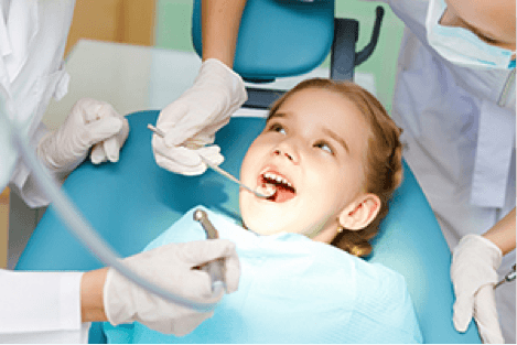 Kids Root Canal Treatment (RCT)