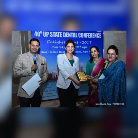 UP IDA Dental Conference - Dr. Sween Kathuria