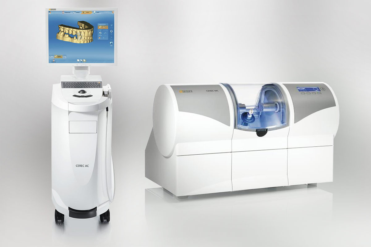 Cerec CAD-CAM Technology