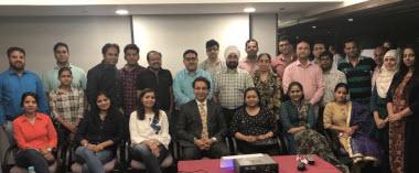 3rd Pit Stop - Nobel Biocare Peer to Peer Meet - Noida