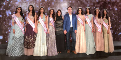 North India Finalists of Femina Fbb Miss India 2018