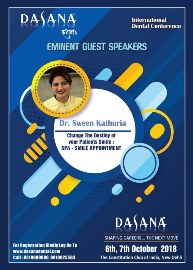 Dr. Sween Kathuria at Dasana Delhi