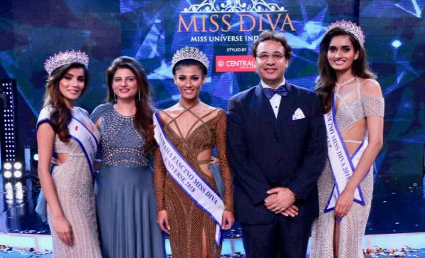 Miss Diva 2018