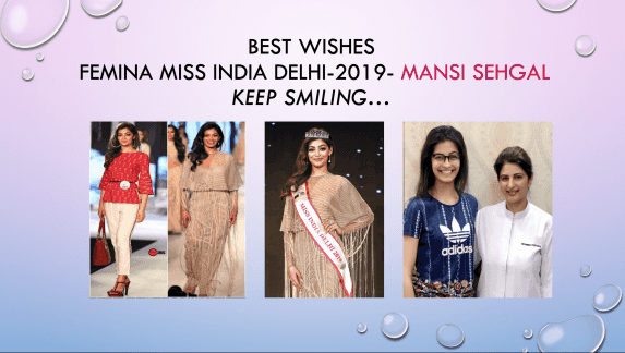 Femina Miss India Delhi - Mansi Sehgal