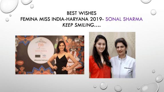 Femina Miss India Haryana - Sonal Sharma
