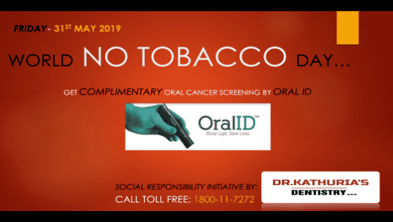 Free Oral Cancer Detection Test